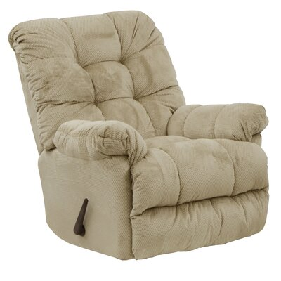 Nettles Rocker Recliner Body Fabric: Doe