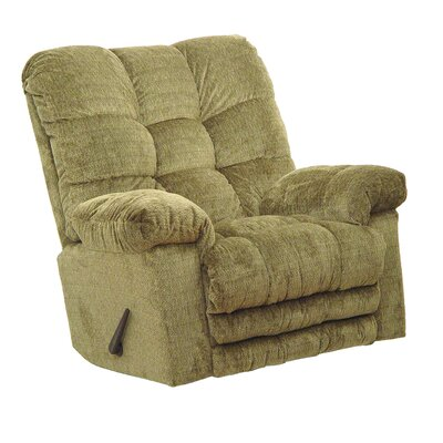 Magnum Chaise Recliner Upholstery: Sage