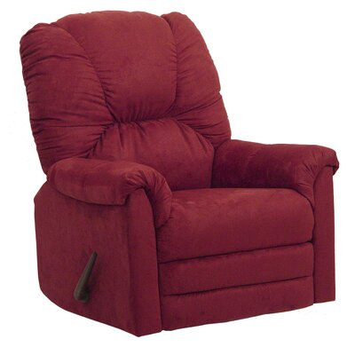 Winner Rocker Recliner Body Fabric: Sangria