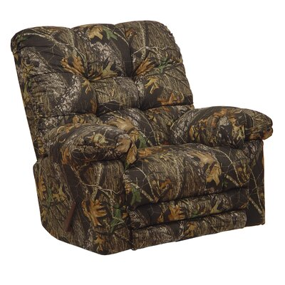Cloud Nine Rocker Recliner Body Fabric: Mossy Oak New Breakup