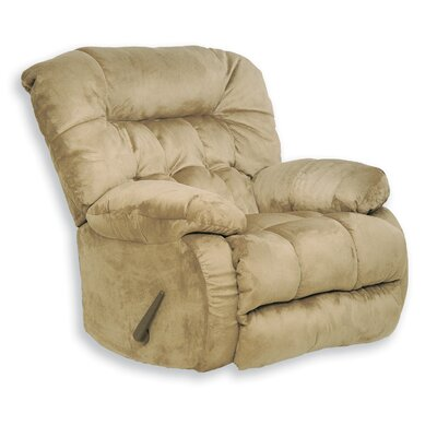 Teddy Bear Recliner Body Fabric: Hazelnut, Motion Type: Wall Hugger