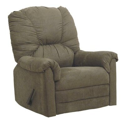 Winner Rocker Recliner Upholstery: Herbal