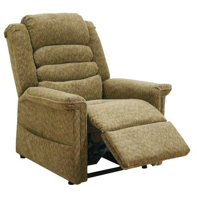 Soother Powr Lift Full Lay-Out Chaise Recliner Upholstery: Autumn