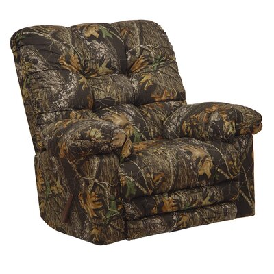 Cloud Nine Rocker Recliner Body Fabric: Mossy Oak Infinity