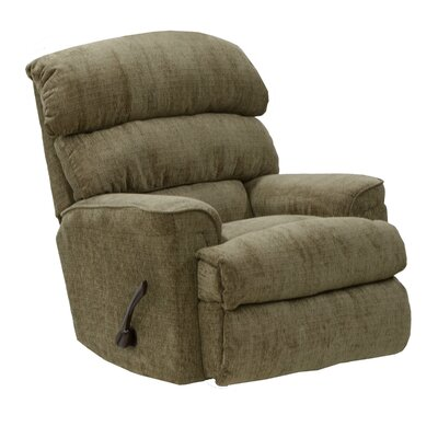 Pearson No Motion Recliner Body Fabric: Coffee, Reclining Type: Manual
