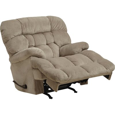 Colson No Motion Recliner Body Fabric: Driftwood