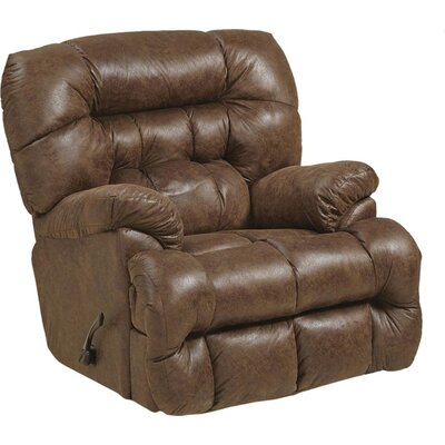 Colson No Motion Recliner Body Fabric: Canyon
