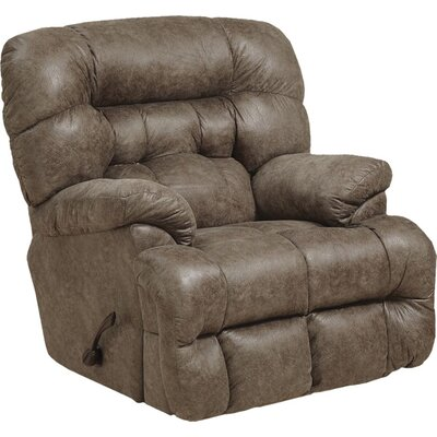 Colson No Motion Recliner Body Fabric: Marble