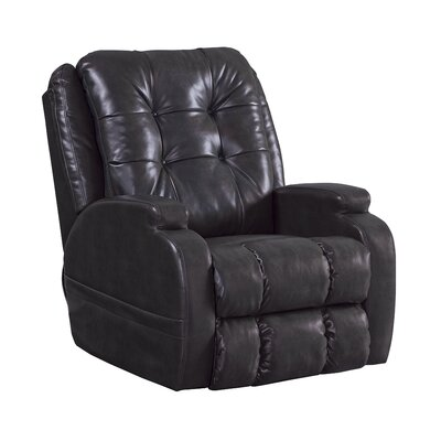 Jenson Power Recliner Body Fabric: Coal