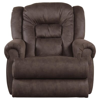 Atlas Recliner Reclining Type: Manual, Size: 47 H x 47 W x 45 D