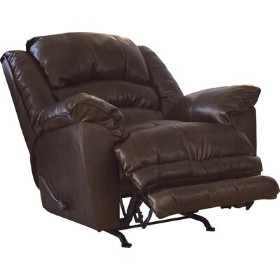 Fillmore Rocker Recliner Body Fabric: Timber