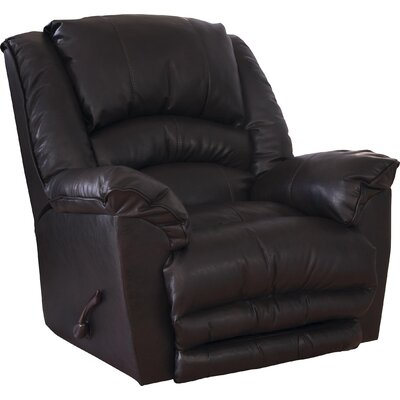 Fillmore Rocker Recliner Body Fabric: Godiva