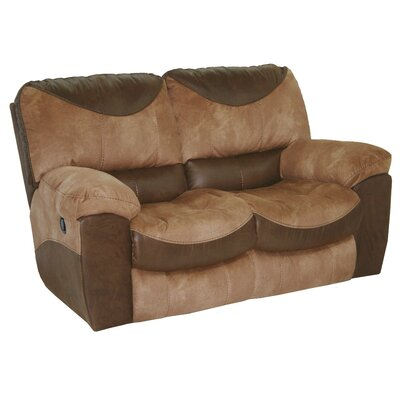 Portman Reclining Loveseat Reclining Type: Manual