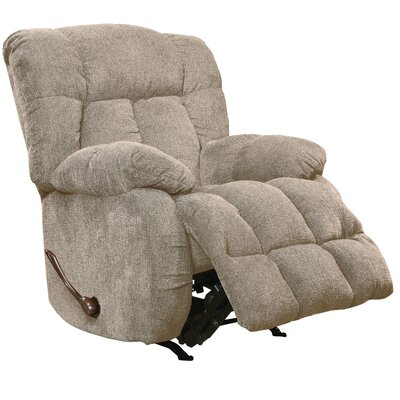 Brody Rocker Recliner Body Fabric: Otter