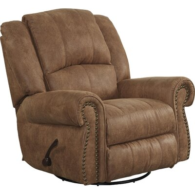 Westin No Motion Recliner Body Fabric: Nutmeg, Reclining Type: Manual