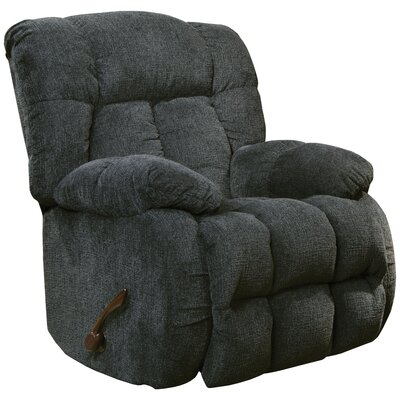 Brody Rocker Recliner Body Fabric: Slate