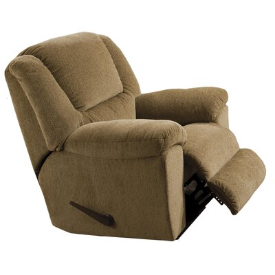 Transformer Chaise Rocker and Swivel Recliner Body Fabric: Beige
