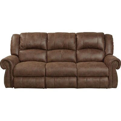 Westin Reclining Sofa Body Fabric: Tanner, Reclining Type: Manual