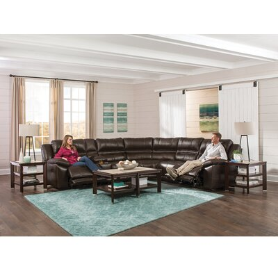 Bergamo Reclining Sectional