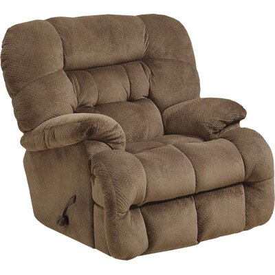 Colson No Motion Recliner Body Fabric: Mocha