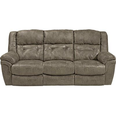 Joyner Reclining Loveseat Body Fabric: Marble, Reclining Type: Manual