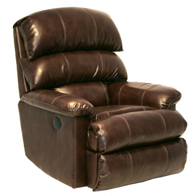 Templeton Chaise Recliner Type: Manual