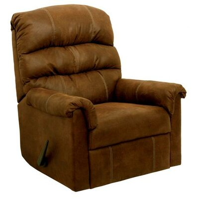 Capri Rocker Recliner Body Fabric: Tanner