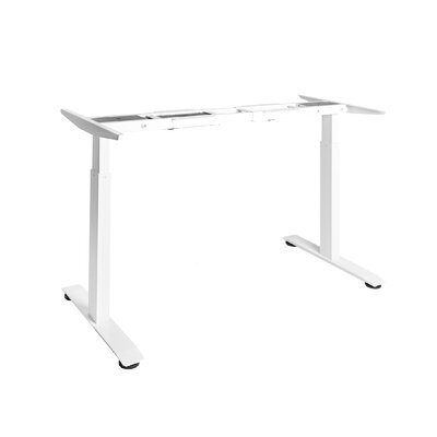 Airlift� 47.4 H x 23.63 W Desk Base Finish: White