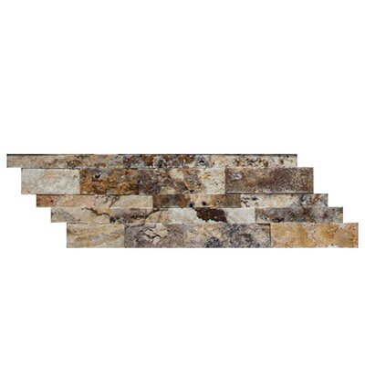 Random Sized Natural Stone Mosaic Splitface Tile in Fantastico