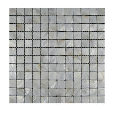 Glass Mosaic Tile in Gray GLASS MOSAICS:GLASS/SH-16
