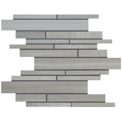 Various  Natural Stone Mosaic Tile in Gray