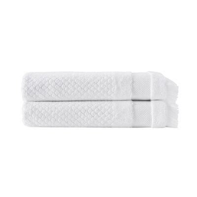 Omeara Bath Sheet Color: White