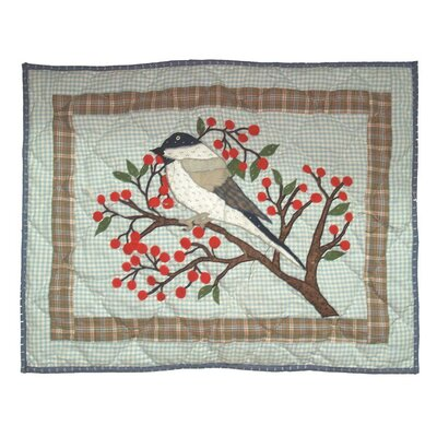 Songbirds Pillow Sham