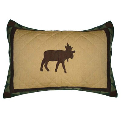 Cedar Trail Mose Pillow Sham