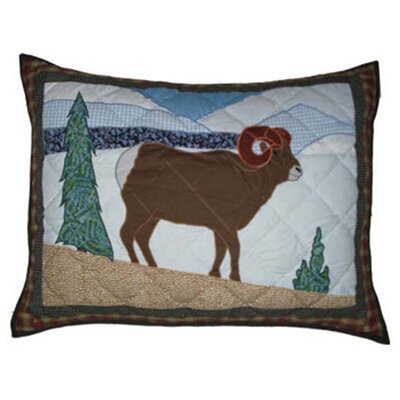 Rocky Mountain Pillow Sham