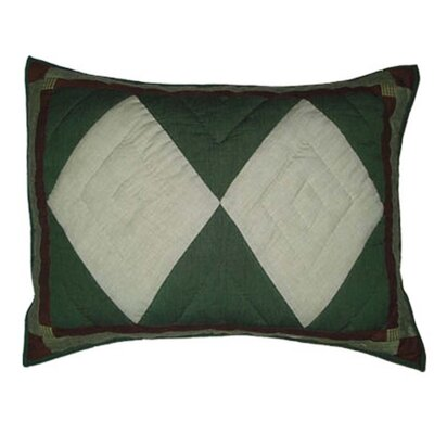 Bear Trail Pillow Sham
