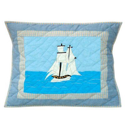 Sailors Delight Pillow Sham
