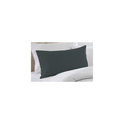 Dark Green and Blue Checks Pillow Sham