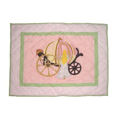 Fairy Tale Princess Pillow Sham