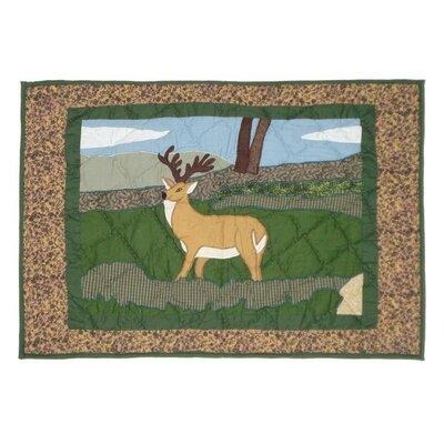 Wilderness Cotton Sham Size: King