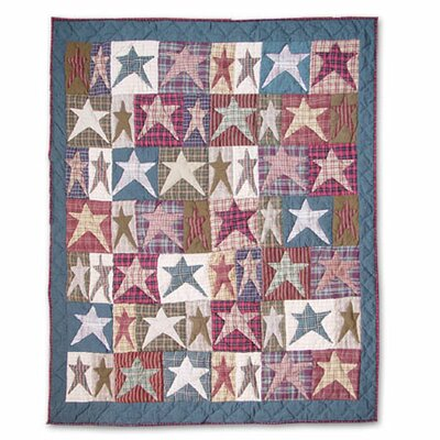 Allstar Cotton Throw Quilt