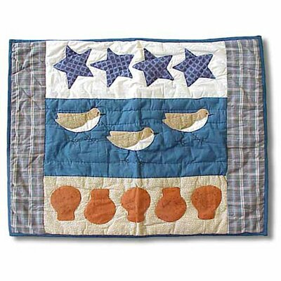 Beach Critters Pillow Sham