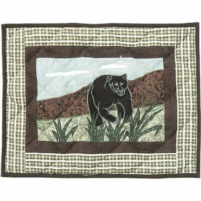 Bear Country Pillow Sham