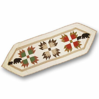 Bears Paw Table Runner Size-small
