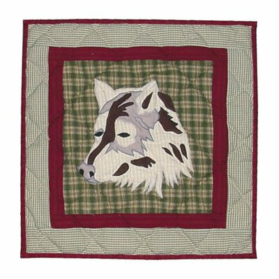 Call of The Wild Toss Cotton Throw Pillow