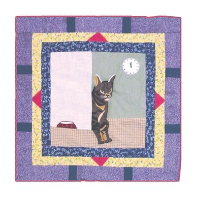 Cats Cotton Throw Pillow