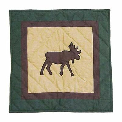 Cedar Trail Cotton Throw Pillow