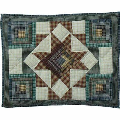 Cottage Star Pillow Sham