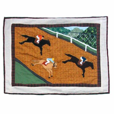 Derby Pillow Sham