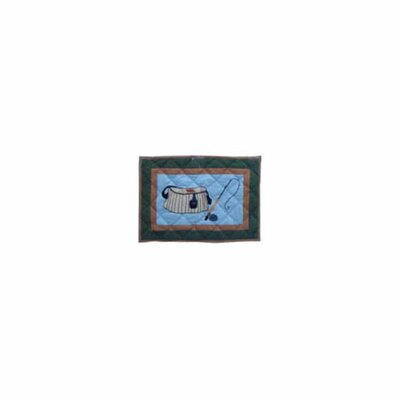 Fly Fishing Placemat (set Of 4)